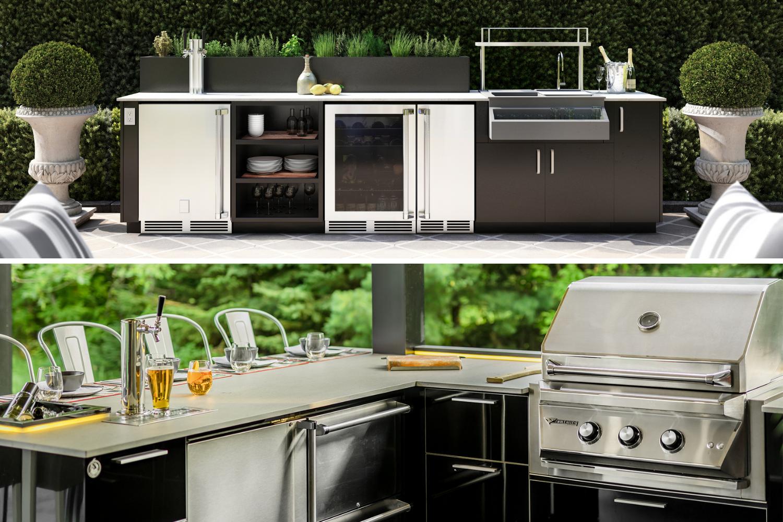 7 questions à vous poser avant de concevoir votre cuisine extérieure